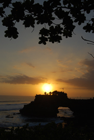 Tanh Lot temple